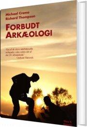 forbudt arkæologi - bog