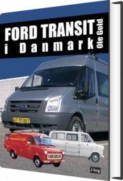ford transit i danmark - bog