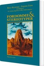 fordomme & stereotyper - bog