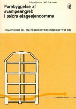 forebyggelse af svampeangreb incl. tillæg - bog