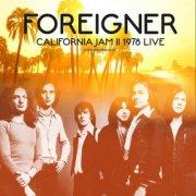 foreigner - california jam ii - 1978 - Vinyl / LP
