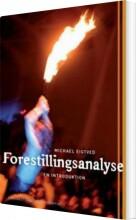 forestillingsanalyse - bog