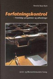 forfatningskontrol - bog