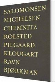 forfatterskolens afgangsantologi 2010 - bog