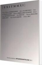forfatterskolens afgangsantologi 2011 - bog