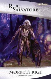 forgotten realms, legenderne om drizzt #1: mørkets rige - bog