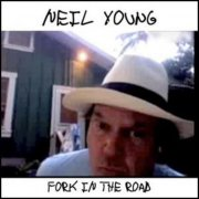 neil young - fork in the road  - CD+dvd