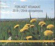 forlaget atuagkat 20 år / 20nik ukioqalerpoq - bog