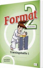 format 2.kl. træningshæfte 1 - bog