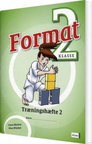 format 2.kl. træningshæfte 2 - bog