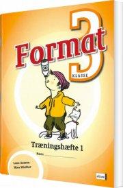 format 3.kl. træningshæfte 1 - bog