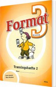 format 3.kl. træningshæfte 2 - bog
