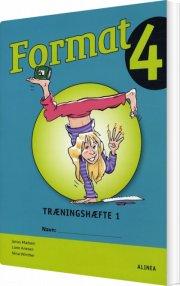 format 4, træningshæfte 1 - bog