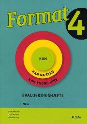 format 4.kl. evalueringshæfte - bog