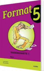 format 5, træningshæfte 1 - bog