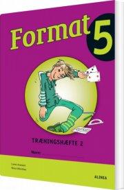 format 5, træningshæfte 2 - bog