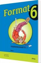 format 6, træningshæfte 1 - bog