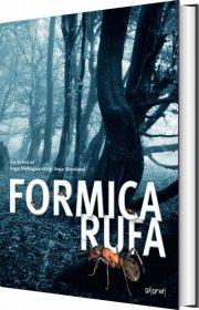 formica rufa - bog