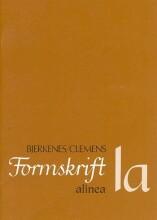 formskrift 1a, 2.-3.kl - bog