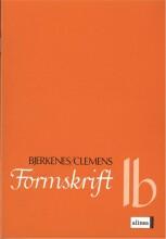 formskrift 1b, 3.kl - bog