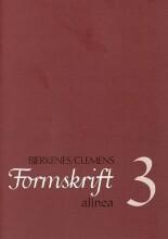 formskrift 3, 5.kl - bog