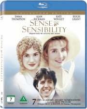 fornuft og følelse / sense and sensibility - Blu-Ray