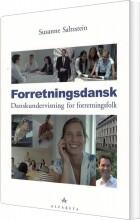 forretningsdansk - bog
