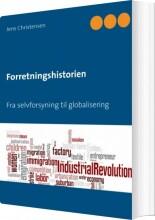 forretningshistorien - bog