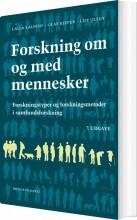 forskning om og med mennesker - bog