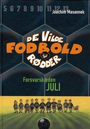 de vilde fodboldrødder 4 - forsvarskæden juli - bog