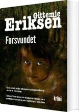 forsvundet - bog