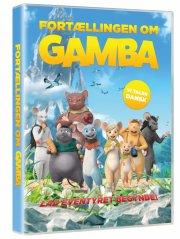 fortællingen om gamba - DVD