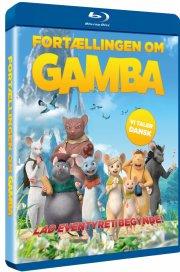 fortællingen om gamba - Blu-Ray