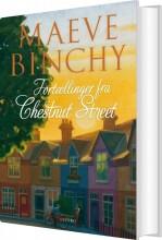 fortællinger fra chestnut street - bog