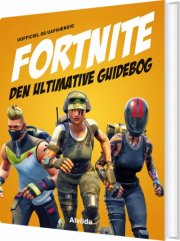 fortnite - den ultimative guide - bog