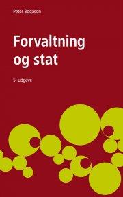 forvaltning og stat - bog