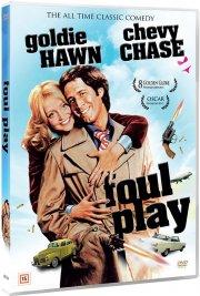 foul play / pigen der vidste for meget - DVD