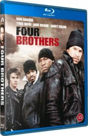 four brothers - Blu-Ray