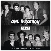 one direction - four - deluxe edition inklusive 4 bonus numre - cd