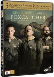 foxcatcher - DVD