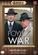 foyles war - boks 4 - DVD