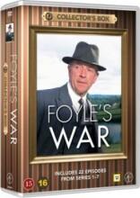 foyles war box set 1-7 - 22 episoder - DVD