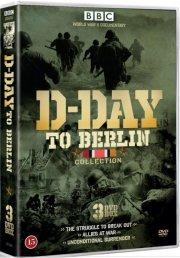 fra d-dag til berlin - bbc - DVD