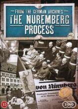 fra de tyske filmarkiver - nürnberg processen - DVD