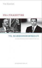 fra folkestyre til markedsdemokrati - bog