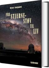 fra stjernestøv til liv - bog