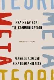 fra metateori til kommunikation - bog