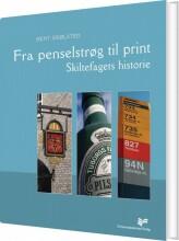fra penselstrøg til print - bog