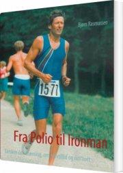 fra polio til ironman - bog
