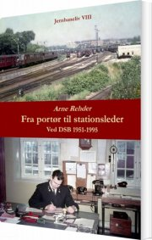 fra portør til stationsleder - bog